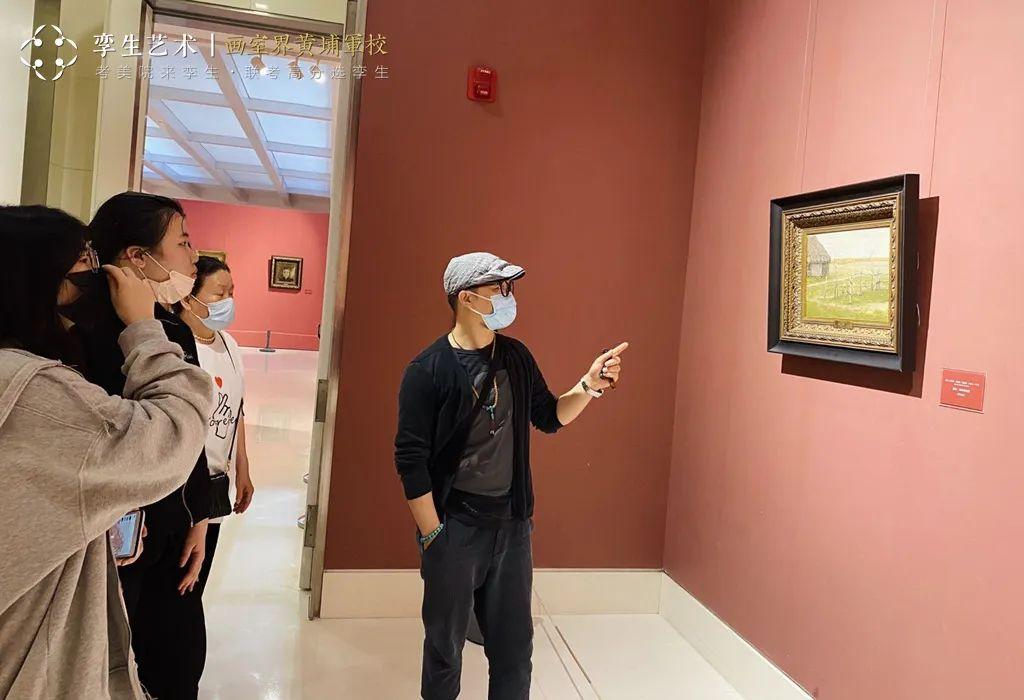 杭州画室孪生画室美术展活动
